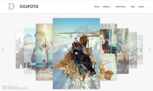 Digifoto WordPress Theme