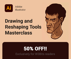 Adobe Illustrator CC Drawing and Reshaping tools Masterclass