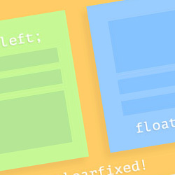 Techniques to clear floats in CSS